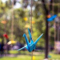 Оригами :: Леонид Баландин