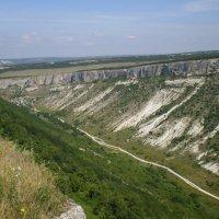 Бахчисарайские горы. :: Ирина Рачкова