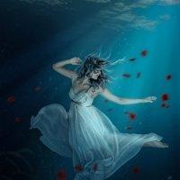 Под водой. :: Svetlana Gordeeva