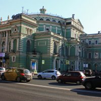 Мариинский Театр.(Историческое Здание) :: Александр Лейкум