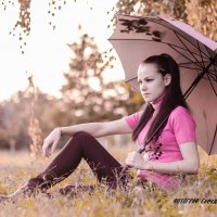 Осенний листопад :: Андрей Гнездилов