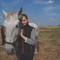Варя и Вьюга :: Кристина Плавская