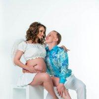 Беременность как красота :: Валентин Москалёв