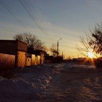 предвкушение заката :: liza marova