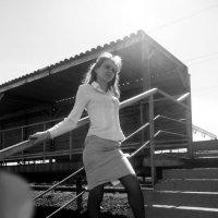 На Пероне :: Ксения Шик