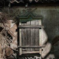 что ты помнишь, окно?... :: Марина Кулькова