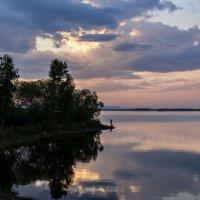 evening in the Gulf :: Dmitry Ozersky