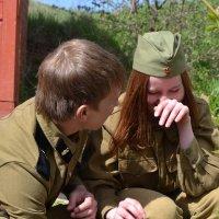 И на войне бывает смех... :: Юлия Тимошенко