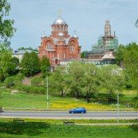 Хотьковский Монастырь :: Илья Шипилов