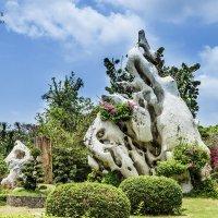Парк тысячелетних камней в Тайланде :: Вадим Куликов