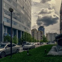 Наши дворики :: Sergey Kuznetcov