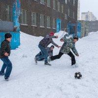 """""""Пляжный"""" футбол. :: Андрей Кийко"""
