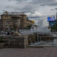 Красный проспект :: Sergey Kuznetcov