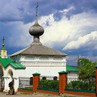 Церковь введения Пресвятой Богородицы во храм г.Соликамск :: Вячеслав Исаков