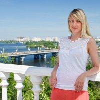 подружка приезжала... :: Дарья Казбанова