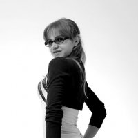 Черно-белое :: Ксения Шик