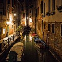 Ночная Венеция :: Gregory Regelman