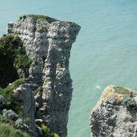 Меловые скалы :: Валерий Новиков