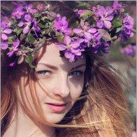 Необычные краски весны :: Елена Ерошевич