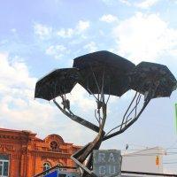 временная скульптура :: Наталья Золотых-Сибирская