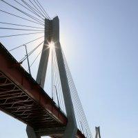 Мост через Оку :: Сергей Яснов