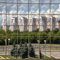 Отражения :: Виктор Позняков