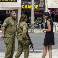 Израильтяне-контраст :: Shmual Hava Retro
