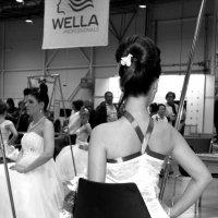 Причёска невесты :: Наталья Золотых-Сибирская