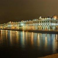 Ночь в Питере :: Сергей Григорьев