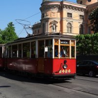 Старый трамвай :: Наталия Короткова