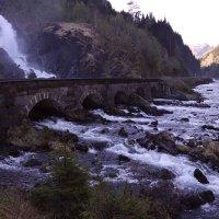 Водопад :: Larisa Ulanova