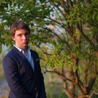 Портрет молодого человека. :: Anton Lavrentiev
