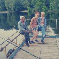 Рыбалка и рыболовля :: Юля