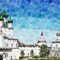 Ростов Великий...Кремль... :: Оксана Онохова