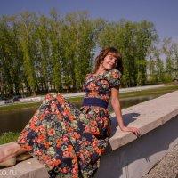 Проект 2. Линейная перспектива :: Евгения Новикова