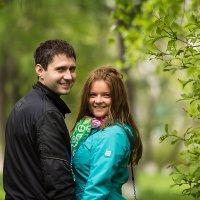 прогулка под дождем :: Мария Арбузова