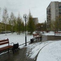 Ангарск 07.05.2014, у природы нет плохой погоды, 5 :: Галина