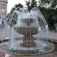 фонтан :: Максим Куванин