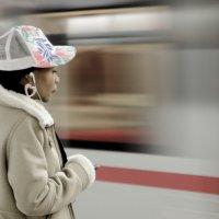 metro passenger :: Dmitry Ozersky
