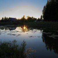 Закаты :: Наталья Лакомова