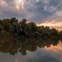 небо на закате :: Юрий Коротун