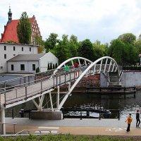 мост от оперного театра)) :: Тарас Золотько