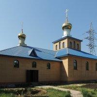 Церковь Благовещения Пресвятой Богородицы :: Александр Качалин
