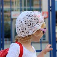 Внучка! :: Фарида Сабирова