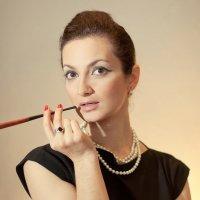 Женский портрет :: Владимир Рей