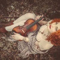 Скрипка :: Рамиль Борисов