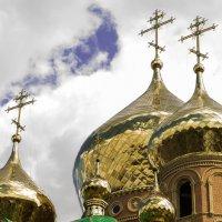 купола :: Сергей Зенцев
