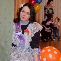 А скоро-взрослая жизнь... :: Лариса Красноперова