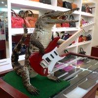 Я играю на гитаре, у прохожих на виду... :: Сергей Карцев
