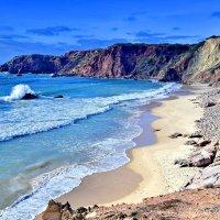 Атлантика. Южная Португалия. :: Виталий Половинко